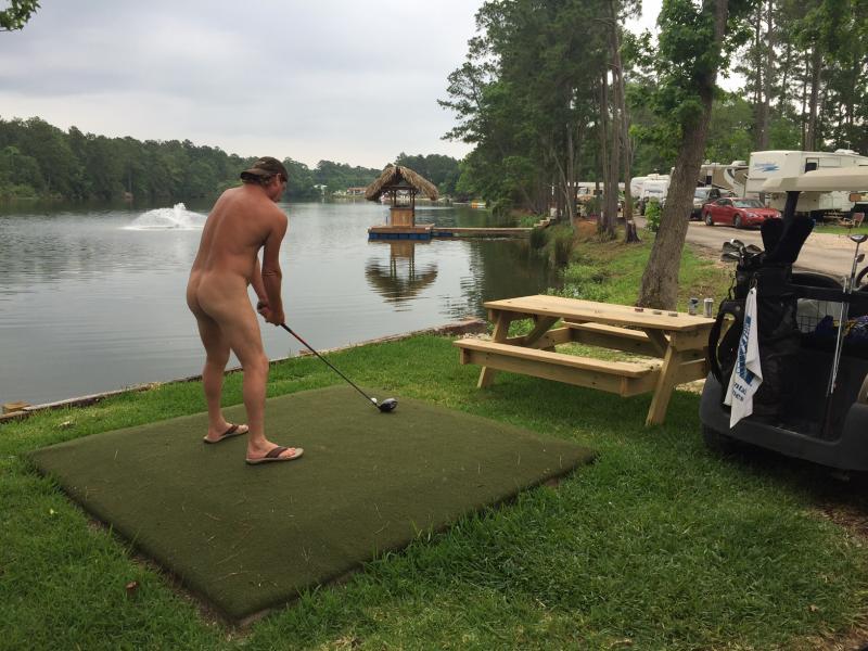 Houston nudist colony